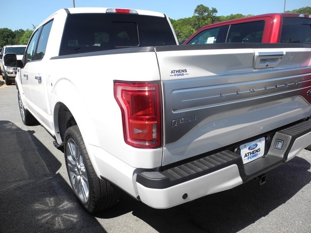 2017 F-150 SuperCrew Cab 4x4, Pickup #FB79857 - photo 2