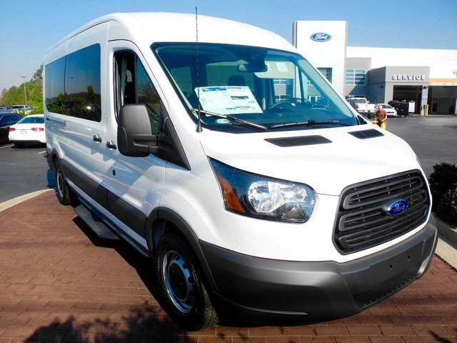 2017 Transit 350, Passenger Wagon #KA26804 - photo 3