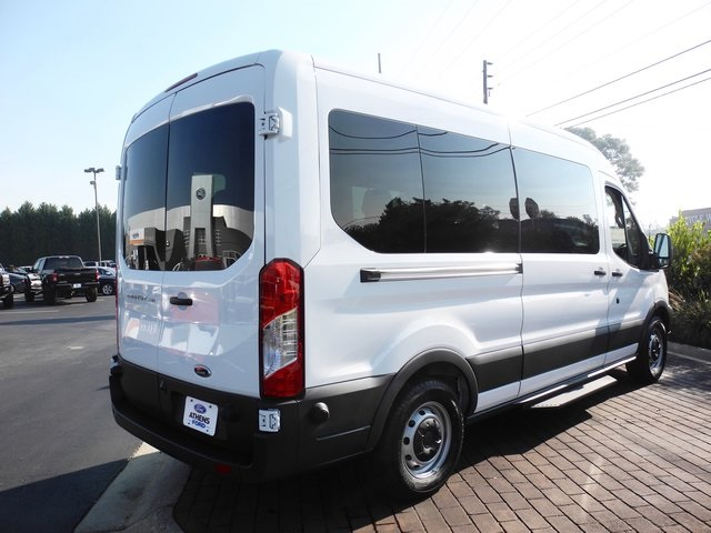 2017 Transit 350, Passenger Wagon #KA26804 - photo 12