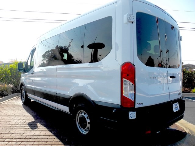 2017 Transit 350, Passenger Wagon #KA26804 - photo 2