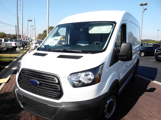 2017 Transit 150 Medium Roof, Cargo Van #KA29691 - photo 14
