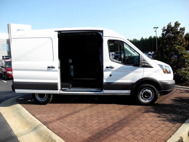 2017 Transit 150 Medium Roof, Cargo Van #KA29691 - photo 22