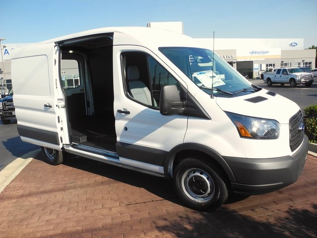 2017 Transit 150 Medium Roof, Cargo Van #KA29691 - photo 8