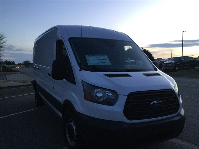 2018 Transit 250 Medium Roof, Cargo Van #KA34087 - photo 4