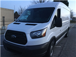 2018 Transit 250 Medium Roof, Cargo Van #KA34087 - photo 1