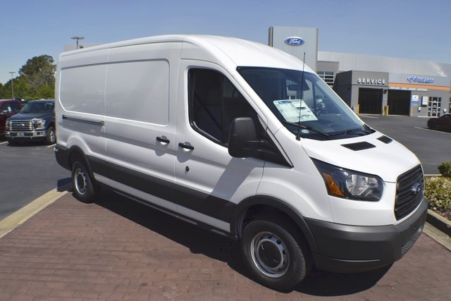 2016 Transit 250 Medium Roof, Smyrna Truck Van Upfit #KA91545 - photo 2