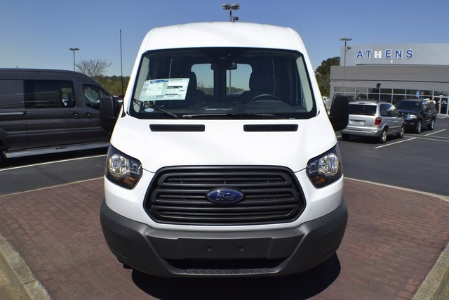 2016 Transit 250 Medium Roof, Smyrna Truck Van Upfit #KA91545 - photo 19