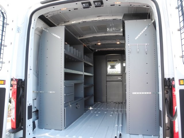 2016 Transit 250 Medium Roof, Smyrna Truck Van Upfit #KA91545 - photo 3