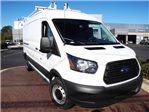 2016 Transit 250 Medium Roof, Smyrna Truck Van Upfit #KA91545 - photo 1