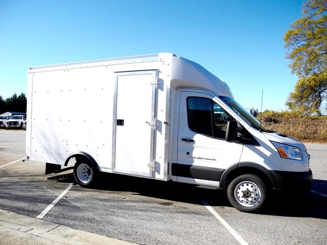 2016 Transit 350 HD Low Roof DRW, Rockport Step Van / Walk-in #KB15861 - photo 9