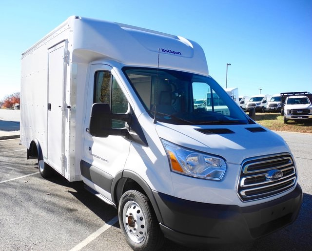2016 Transit 350 HD Low Roof DRW, Rockport Step Van / Walk-in #KB15862 - photo 3