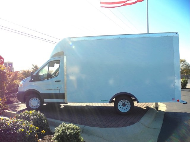 2016 Transit 350 HD Low Roof DRW, Rockport Cutaway Van #KB18868 - photo 11