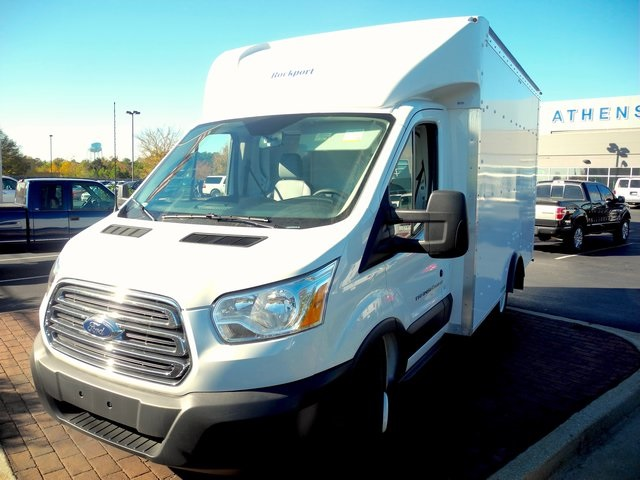 2016 Transit 350 HD Low Roof DRW, Rockport Cutaway Van #KB18868 - photo 13