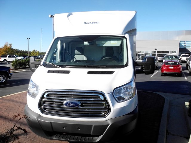 2016 Transit 350 HD Low Roof DRW, Rockport Cutaway Van #KB18868 - photo 15