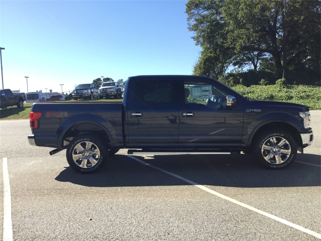 2018 F-150 Crew Cab 4x4 Pickup #KC30629 - photo 9