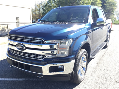 2018 F-150 Crew Cab 4x4 Pickup #KC30629 - photo 1