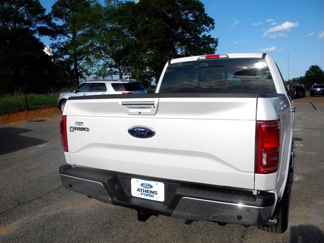 2017 F-150 SuperCrew Cab 4x4, Pickup #KD22635 - photo 2