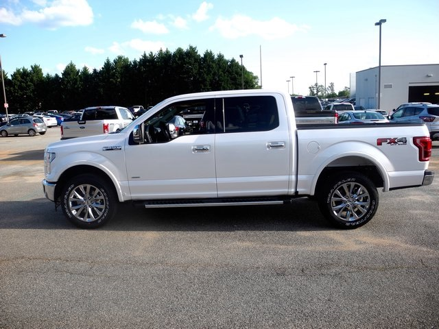 2017 F-150 SuperCrew Cab 4x4, Pickup #KD22635 - photo 16