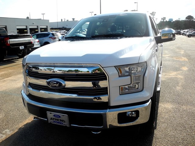 2017 F-150 SuperCrew Cab 4x4, Pickup #KD22635 - photo 18