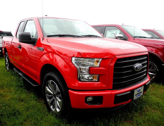 2017 F-150 Super Cab, Pickup #KD22639 - photo 3