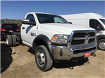 2017 Ram 4500 Regular Cab DRW Cab Chassis #7R0197 - photo 4