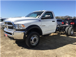 2017 Ram 4500 Regular Cab DRW Cab Chassis #7R0197 - photo 5