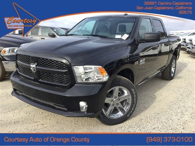 2017 Ram 1500 Crew Cab 4x4 Pickup #7R0201 - photo 1