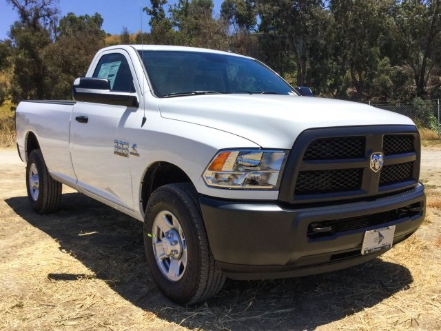2017 Ram 3500 Regular Cab Pickup #7R0897 - photo 4
