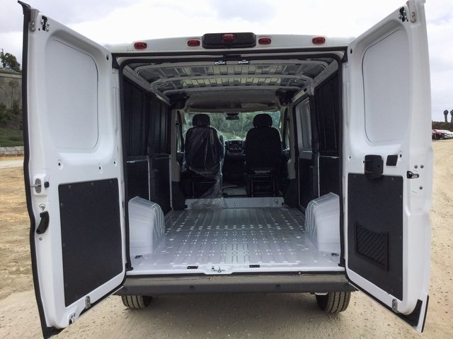 2017 ProMaster 1500 Low Roof Cargo Van #7R0979 - photo 8
