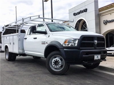 2018 Ram 5500 Crew Cab DRW, Royal Service Bodies Service Body #8R0058 - photo 1