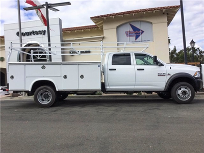 2018 Ram 5500 Crew Cab DRW, Royal Service Bodies Service Body #8R0058 - photo 3