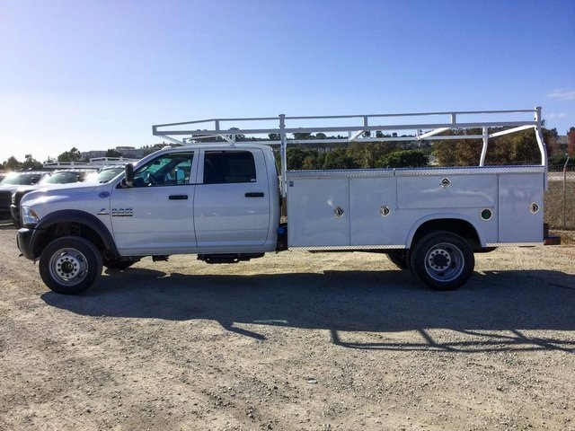 2018 Ram 5500 Crew Cab DRW, Royal Service Bodies Service Body #8R0065 - photo 3