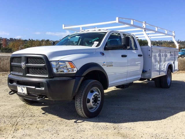 2018 Ram 5500 Crew Cab DRW, Royal Service Bodies Service Body #8R0065 - photo 1