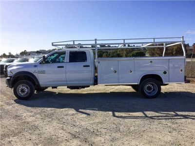 2018 Ram 5500 Crew Cab DRW, Royal Service Bodies Service Body #8R0065 - photo 6