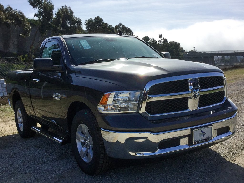 2018 Ram 1500 Regular Cab,  Pickup #8R0124 - photo 4