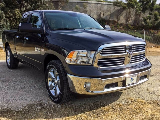 2018 Ram 1500 Quad Cab,  Pickup #8R0176 - photo 4