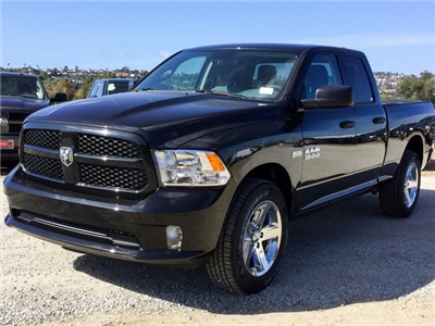 2018 Ram 1500 Quad Cab 4x4, Pickup #8R0178 - photo 1