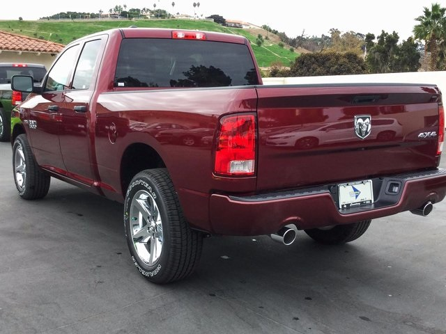 2018 Ram 1500 Quad Cab 4x4, Pickup #8R0189 - photo 2