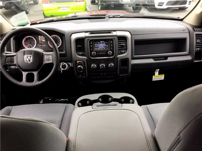 2018 Ram 1500 Quad Cab 4x4, Pickup #8R0189 - photo 12
