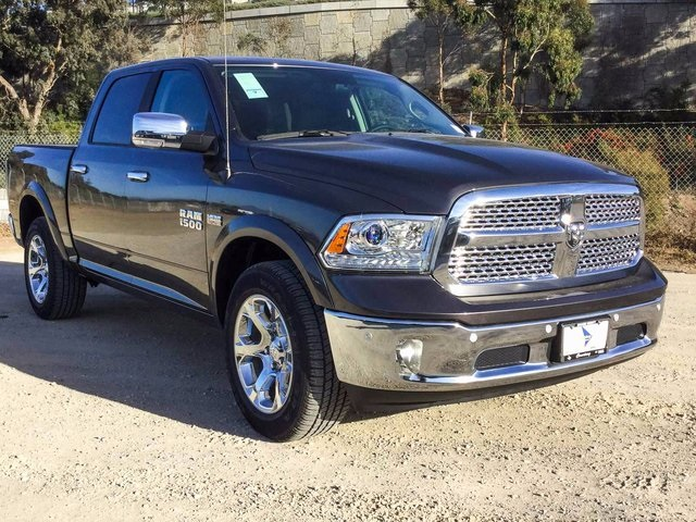 2018 Ram 1500 Crew Cab 4x4, Pickup #8R0201 - photo 4