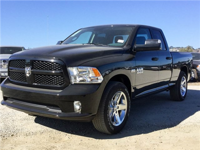2018 Ram 1500 Quad Cab, Pickup #8R0240 - photo 1