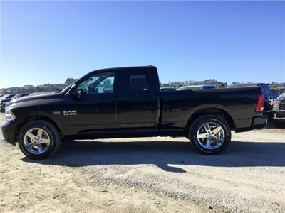 2018 Ram 1500 Quad Cab, Pickup #8R0240 - photo 5