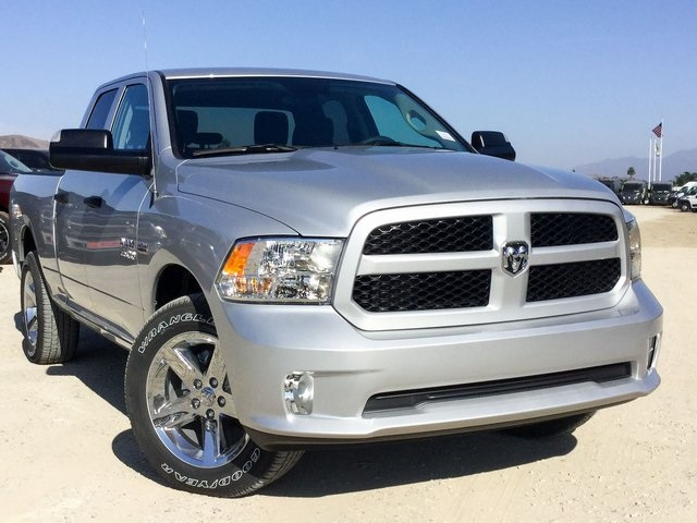 2018 Ram 1500 Quad Cab,  Pickup #8R0248 - photo 3