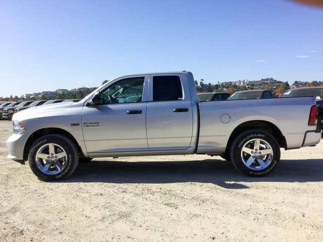 2018 Ram 1500 Quad Cab,  Pickup #8R0248 - photo 5