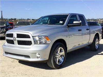2018 Ram 1500 Quad Cab,  Pickup #8R0248 - photo 1