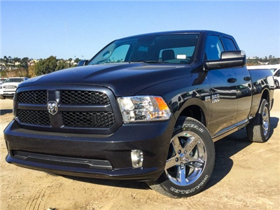 2018 Ram 1500 Quad Cab Pickup #8R0261 - photo 1