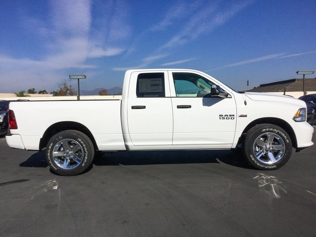 2018 Ram 1500 Quad Cab, Pickup #8R0275 - photo 8
