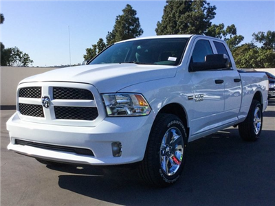 2018 Ram 1500 Quad Cab, Pickup #8R0275 - photo 1