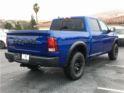 2018 Ram 1500 Crew Cab Pickup #8R0301 - photo 2