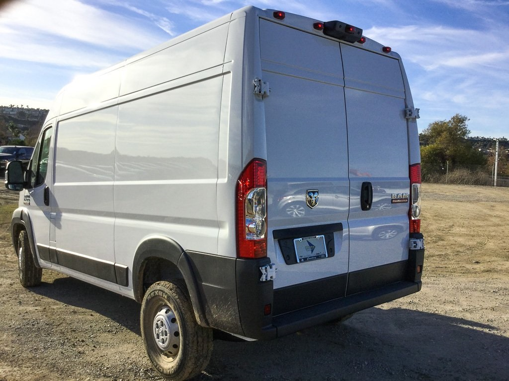 2018 ProMaster 1500 High Roof, Upfitted Van #8R0370 - photo 9